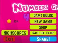 Digit Game - Sum and add! 1.3 Screenshot