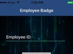 Digital Employee Badge 1.0 Screenshot