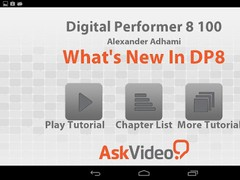 Digital Performer 8 QuickLook 1.0 Screenshot