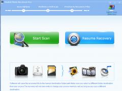 Digital Photo Recovery Pro 2.9.1 Screenshot