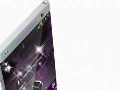 Digital Purple GO Keyboard 5.0 Screenshot