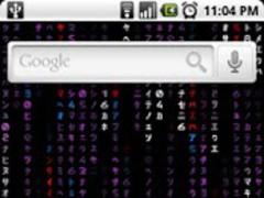 Digital Rain - Live Wallpaper 2.1 Screenshot