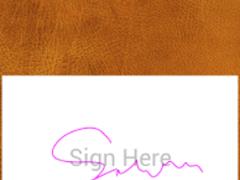 Digital Signature Creator Pro 1.0.5 Screenshot