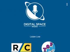 Digital Space Radio 1.2 Screenshot