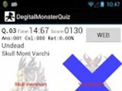 DigitalMonsterQuiz 2.6.4.0 Screenshot
