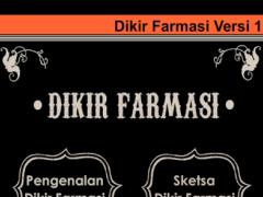 Dikir Farmasi 1.0 Screenshot
