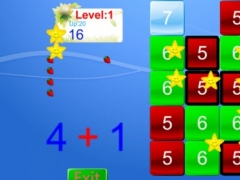 Diminishing see addition block - A good tool that children and pupil happily learn addition 1.0 Screenshot
