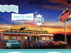 Diners & Drive-Ins TV - The Unofficial Guide to Diners, Drive-Ins and Dives 2.8 Screenshot