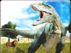 Dino Attack Animal Simulator 1.6 Screenshot