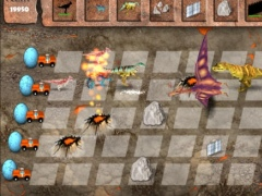 Dino Defence HD 1.0.3 Screenshot