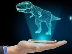 Dino Hologram Camera 3D 3.0 Screenshot