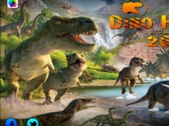 Dino Hunting 2016 Pro : Shooting Adventure Game 1.0 Screenshot