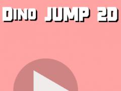 Dino Jump 2D 1.0 Screenshot