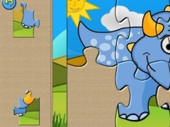Dino Puzzle Games for Kids 2.0.3 Screenshot