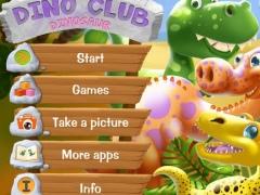 DinoClub. World of Dinosaurs HD 1.2 Screenshot