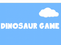 Dinosaur Game 1.0 Screenshot