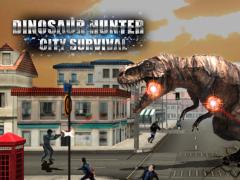 Dinosaur Hunter City Survival 1.1 Screenshot