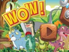 Dinosaur Jigsaw Puzzle for kid 1.0.0 Screenshot