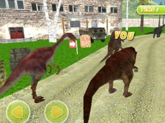 Dinosaur Racing Madness 1.1 Screenshot