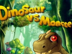 Dinosaur vs Monster 1.1 Screenshot