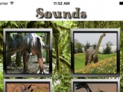Dinosaur World: fun games for kids puzzle & sounds 1.0 Screenshot