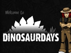 DinosaurDays An animated learning app about dinosaurs Produced by Distant Train 2.3 Screenshot