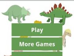 Dinosaurs Matching Game  Screenshot