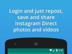 Direct Saver for Instagram DM 4 2 1 Free Download