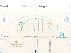 Direction Compass : Maps in Motion 3.0.1 Screenshot