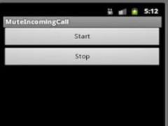 Disable Ringer 0.1 Screenshot