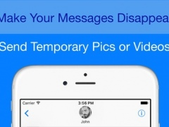 Disappearly - Make Your Messages Disappear 1.0.2 Screenshot
