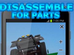 Disassemble for Parts UAZ 3159 1.3 Screenshot