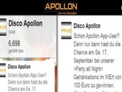 Disco Apollon 1.18.27.56 Screenshot