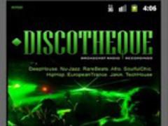 Discotheque Radio 2.0.5b Screenshot