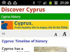 Discover Cyprus 1.3.1 Screenshot