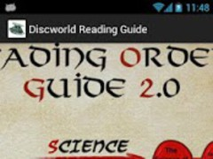Reading Guide of Discworld 1.5 Screenshot