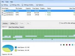 Disk SpeedUp 5.0.1.55 Screenshot