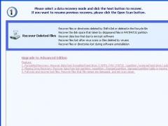 DiskGetor Data Recovery Free 2.05 2.05 Screenshot