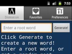 Dislexicon 1.5 Screenshot