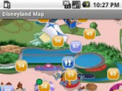 Disneyland California Maps 1.4 Screenshot