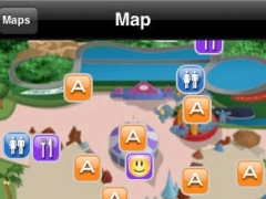 Disneyland California Mini Guide 2.1 Screenshot