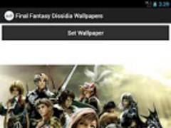 Dissidia Wallpapers 1.0 Screenshot