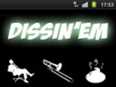 Dissin 'Em Soundboard 1.1 Screenshot