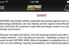 DISTREE APAC 1.1 Screenshot