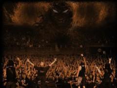 Disturbed LIVE Wallpapers! 2.4 Screenshot