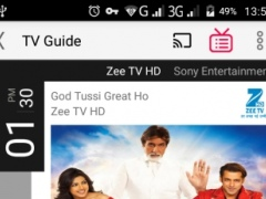 Review Screenshot - The Best Indian Live TV App On the Market!