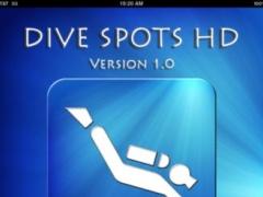 Dive Spots HD 1.1 Screenshot