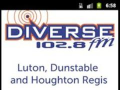 Diverse 102.8 FM 1.5.99 Screenshot
