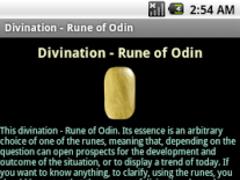 Divination - Rune of Odin 3.0 Screenshot