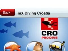 Diving Croatia - Travel Guide 2.0 Screenshot